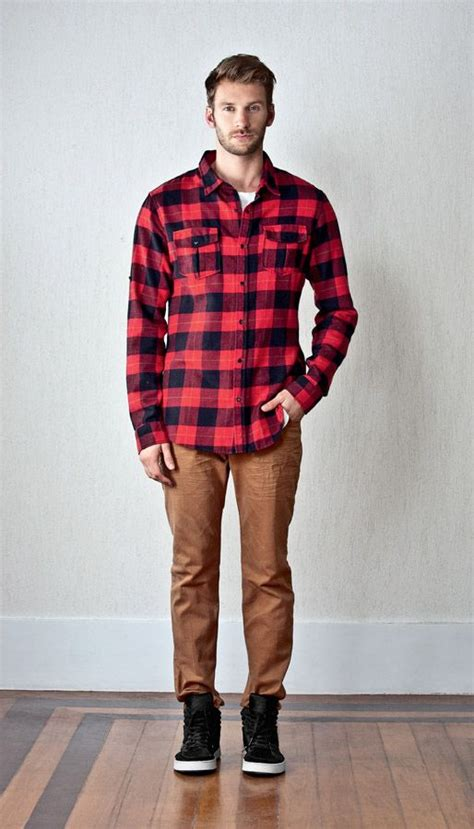 1000+ images about Hot guys in flannels on Pinterest | Guy standing Beanie and Hunter gatherer