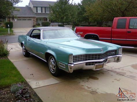 1968 Cadillac Eldorado 472 V-8 Fwd