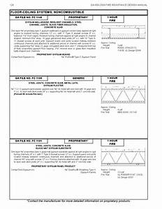 Fire Resistance Design Manual By Macopa