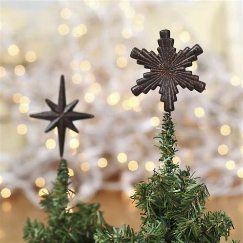 small christmas tree topper miniature rustic tree topper christmas ornaments 7829