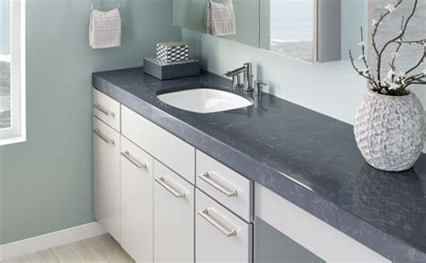 Cultured Granite/marble Bathroom Vanity Countertops, San