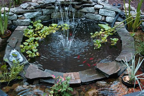 backyard pond designs small decorations interesting gray white ornate rock with gorgeous green nature garden also great