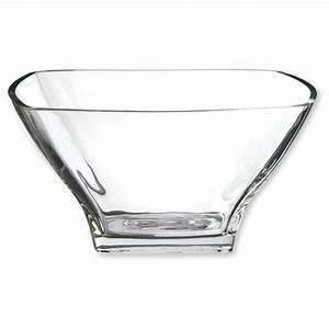 Saladier En Verre : saladier en verre transparent vaisselle moderne bruno evrard ~ Teatrodelosmanantiales.com Idées de Décoration