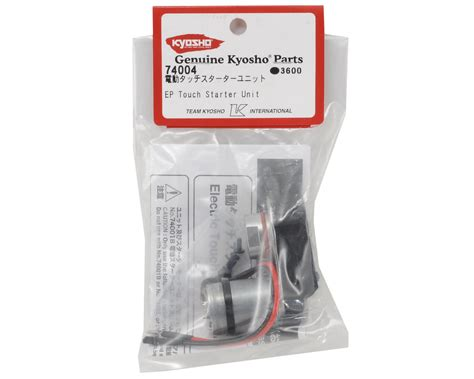 Kyosho Ep Touch Starter Unit [kyo74004]