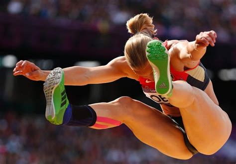 amazing female track field stars pictures