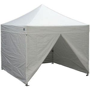 ez pop canopy tent instant canopy commercial tent sidewalls ebay