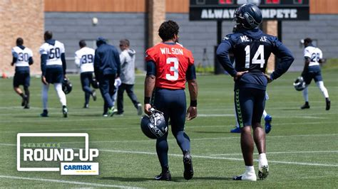 monday   russell wilson releases seahawks summer