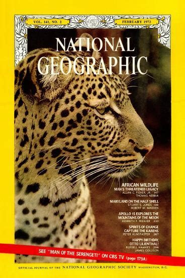 cover   february  national geographic magazine