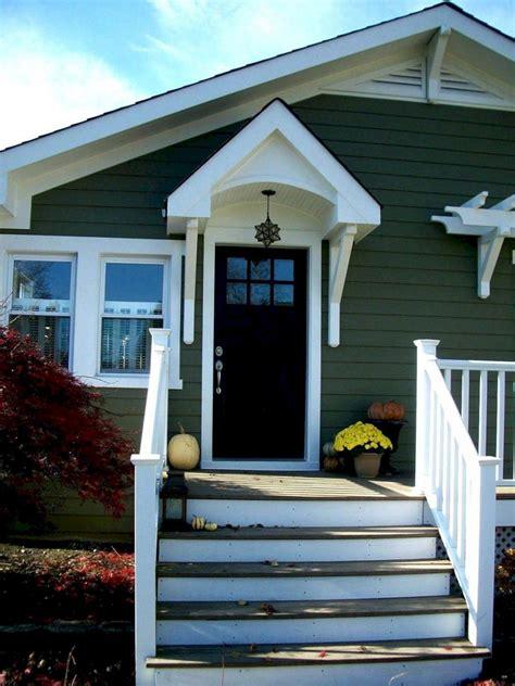 Front Door Overhang - Decor & Gardening Ideas