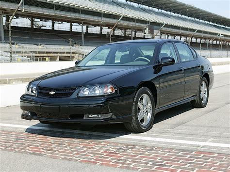 chevrolet impala ss chevrolet impala ss specs 2003 2004 2005 autoevolution