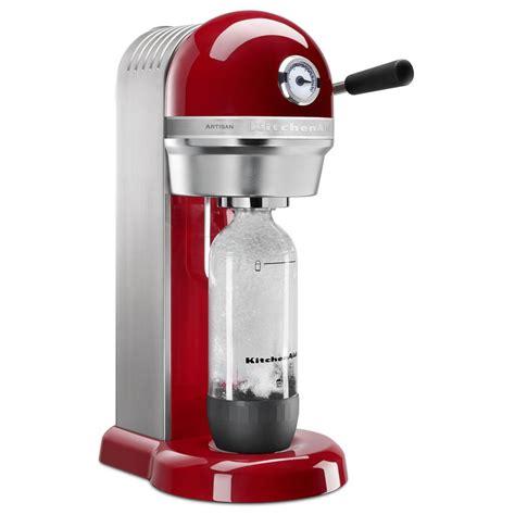 soda machine kitchenaid sodastream sparkling beverage maker review Home