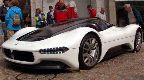 2005 Maserati Birdcage 75th Anniversary Concept Car