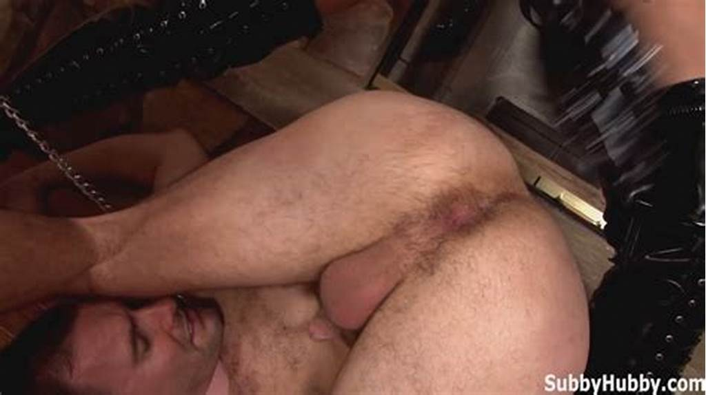 #After #Making #Her #Slave #Cum #On #Her #Strapon #Cock #Amadahy