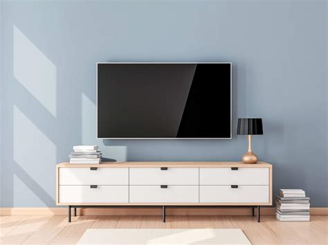 how high should a tv be mounted on the wall tecnotools
