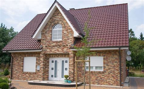 Giebel Haus Medien Bauplan Massivhaus Gmbh
