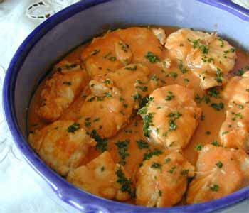 lotte cuisine lotte à l 39 armoricaine cuisine plurielles fr