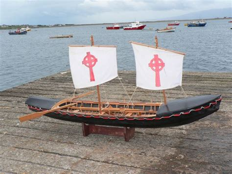 Curragh Boat by Hear The Boat Sing The Currach A Symbol Of Ireland