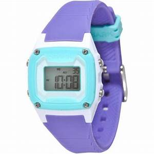 Shark By Freestyle Classic Mini Watch  Turquoise  Purple
