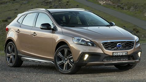 Volvo V40 Cross Country Backgrounds by Volvo V40 Cross Country 2013 Au Wallpapers And Hd Images