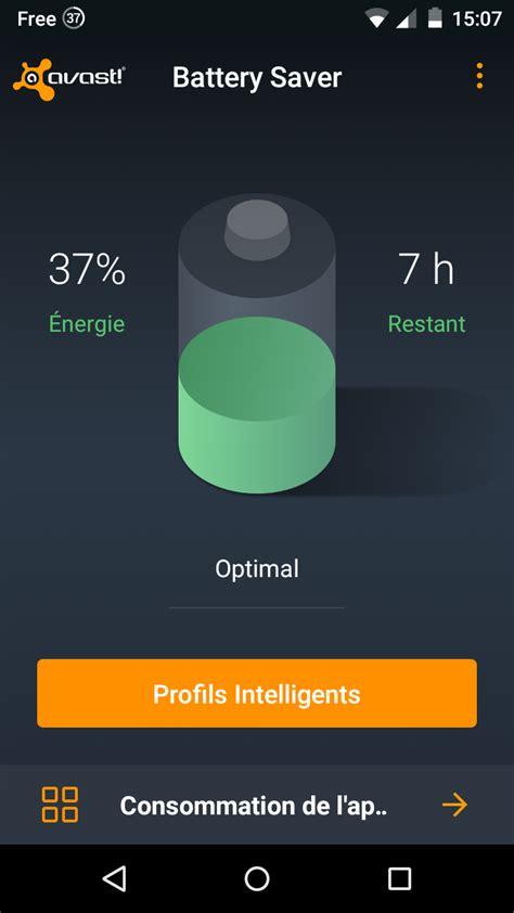 avast battery saver for android avast battery saver pour prolonger l autonomie de votre