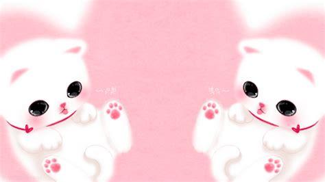 gatitos kawaii fondos  iconos  tu pc