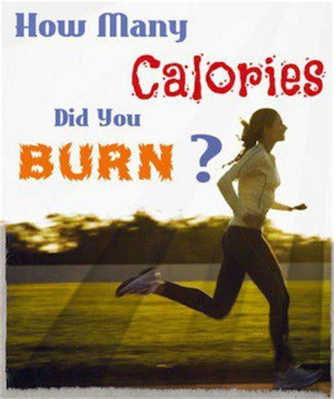 Calories Burned Exercise Calculator