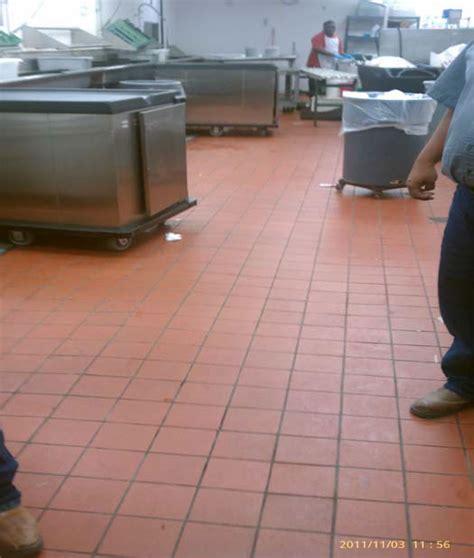 Commercial Kitchen Floor Tile  Tile Design Ideas