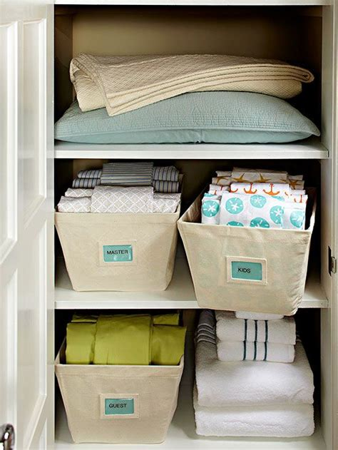 25 best ideas about linen storage on organize
