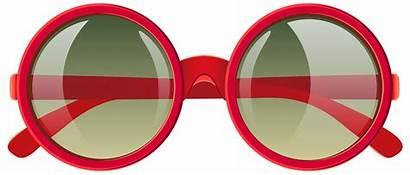 Sunglasses Glasses Clipart Clip Sun Cliparts Transparent
