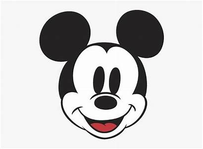 Mickey Mouse Face Clipart Classic Faces Clip