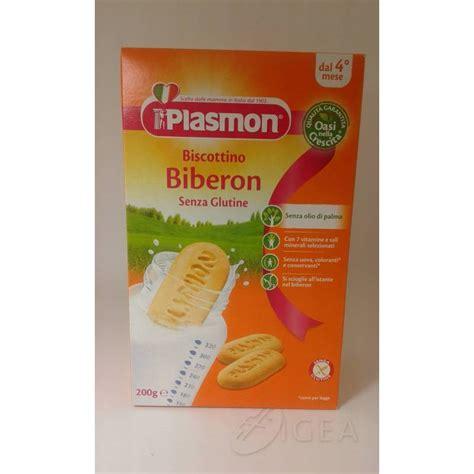 Primi Mesi by Plasmon Primi Mesi Biscottino Biberon Senza Glutine