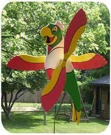 parrot whirligig woodworking plan woodworking plans