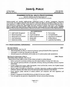 resume sample professional resume sample With pharmaceutical sales resume writer