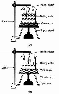 Cbse Class 9 Science Practical Skills  U2013 Melting Point Of