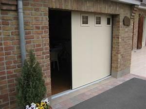 Portail De Garage Coulissant : portes de garage archives smf services ~ Edinachiropracticcenter.com Idées de Décoration