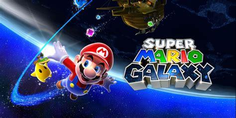 super mario galaxy wii juegos nintendo