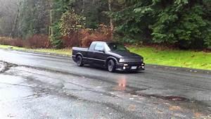 1995 Chevy S10 Messing Around In The Rain