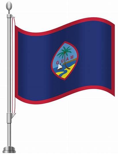 Guam Flag Clip Clipart 1916 Flags Clipartpng