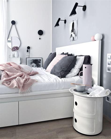 Schlafzimmer Bett Ikea by Best 25 Ikea Bedroom Ideas On Ikea