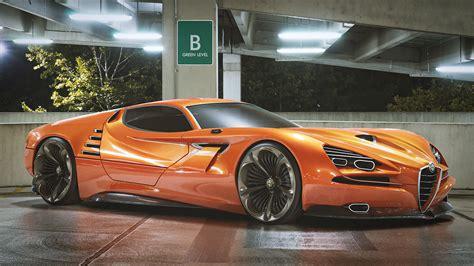 Vision Gt Price by Alfa Romeo Montreal Vision Gt Un Concept Immagina Una