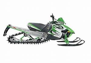 Arctic Cat Snowmobile Service Manual Repair 2013