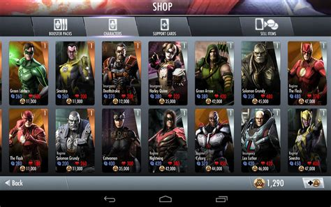 injustice android injustice gods among us jogos para android baixe