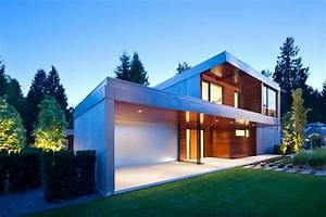 St. James Residence In West Vancouver By Randy Bens ...