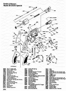 S W 36 Parts Diagram