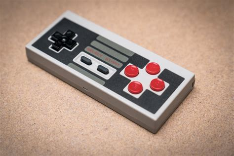 controller nintendo 8bitdo buttons many too nes30 retro gaming