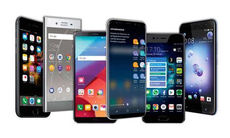handys im vergleich 2017 top smartphones 2017 im vergleich die besten handys connect