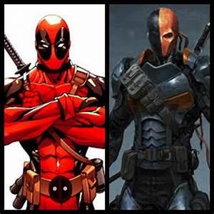 Deadpool VS Deathstroke 2..... by Cccelpro on DeviantArt