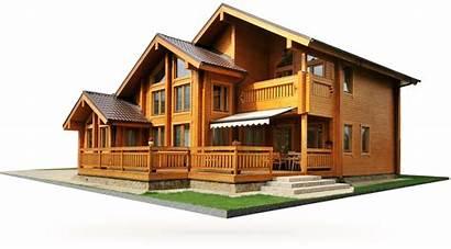 Wooden Clipart Transparent Construccion Casas Madera Purepng