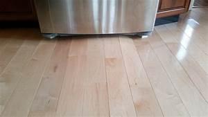 Repairing water damaged hardwood floors mr floor chicago for How to fix buckling hardwood floors