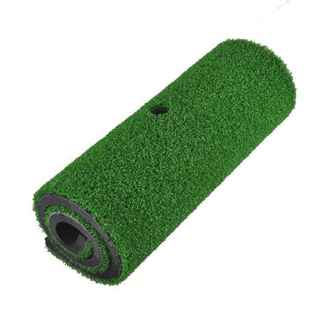 pgm brand indoor backyard golf mat hitting pad